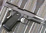 Custom .45 ACP Blow-Back 6 mm Gas-Softairpistole