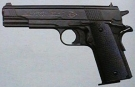 Colt Government 1911 A1 brüniert 4,5 mm CO2-Pistole