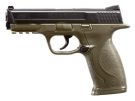 Smith+Wesson Military Police Dark Earth Brown 4,5 mm CO2-Pisto
